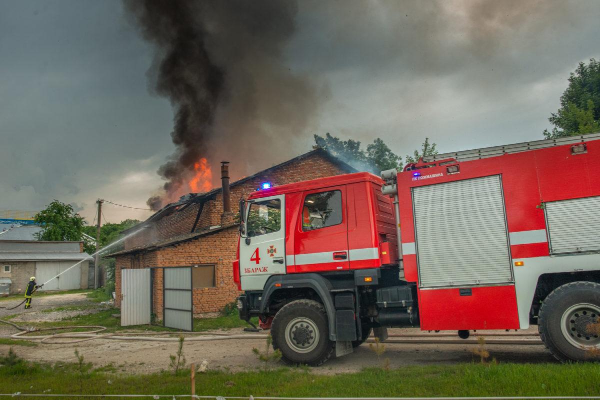 На Тернопільщині у пункті побутових відходів згоріла 29-річна жінка (Відео)
