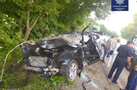 Поблизу Кам'янок на Тернопільщині – дві смертельні аварії за добу (Фото/Відео)