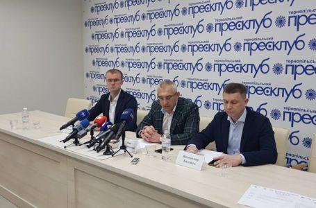Старт роботи обласного осередку партії «За майбутнє» в Тернопільській області (Наживо)