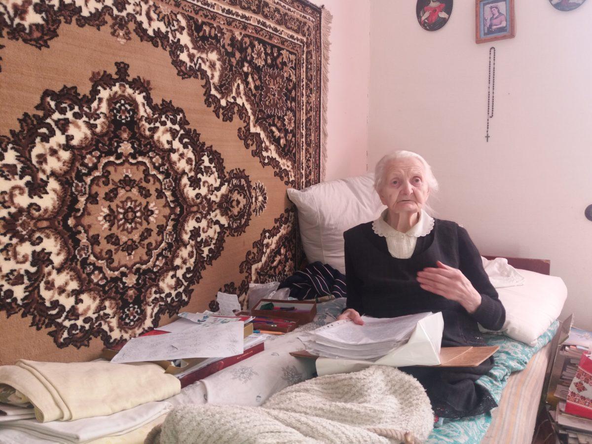 На Тернопільщині не стало 96-річної легендарної зв'язкової УПА