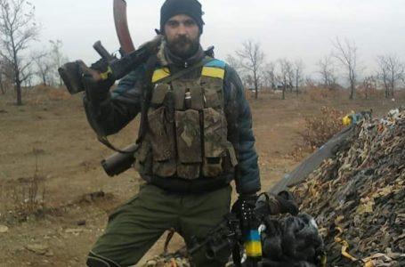 На Донбасі загинув айдарівець з Тернополя