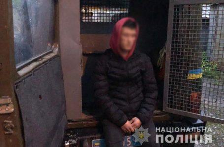 """У Тернополі спіймали на гарячому наркокур'єра, який робив """"закладки"""" (Відео)"""