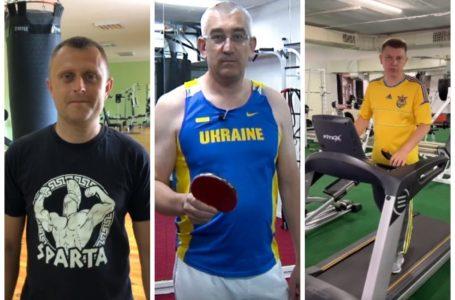 Відомі тернополяни закликають взяти участь у спортивному челенджі