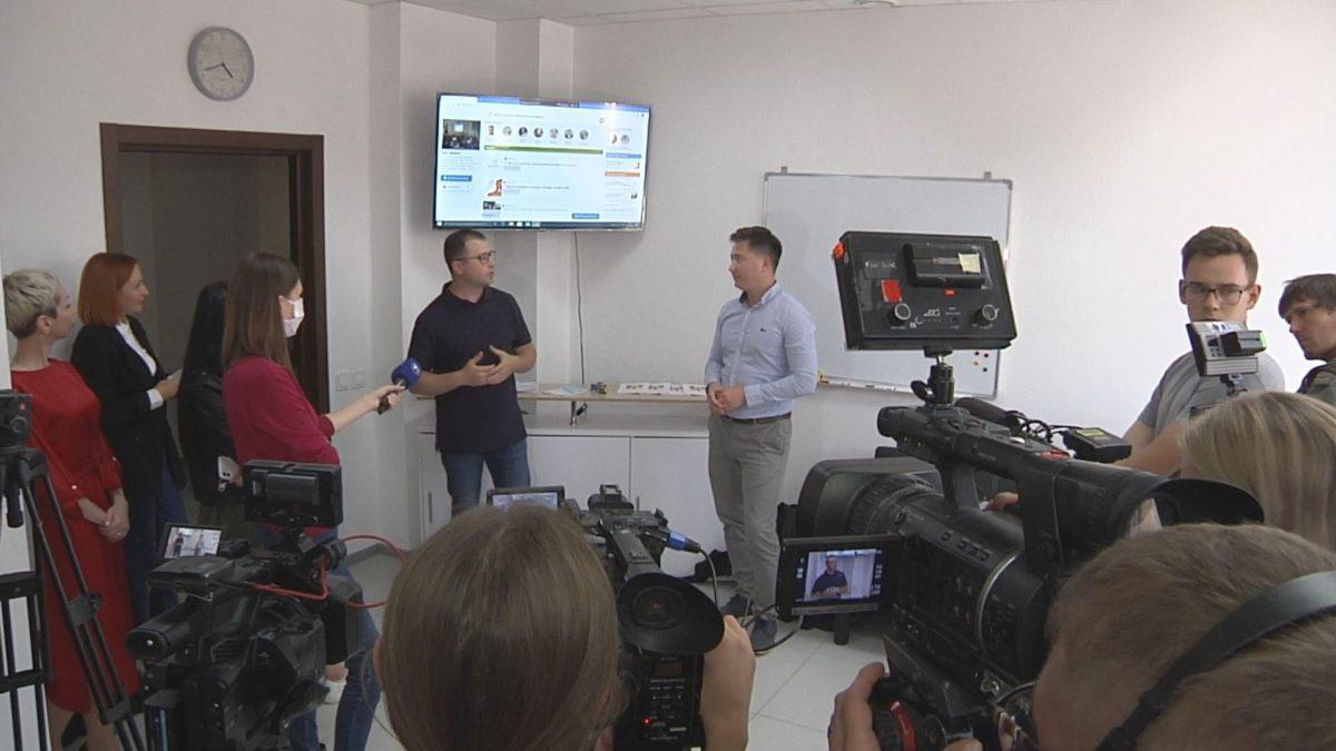 У Тернополі запрацював Центр розвитку громадської активності (Відео)
