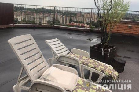 Тернополянин вирощував коноплю на даху багатоповерхівки