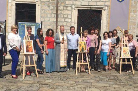 Семеро художниць творитимуть ікони на подвір'ї Збаразького замку