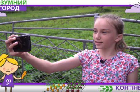 На Тернопільщині діти самотужки вирощують овочі й знімають про це відео. Блог 1