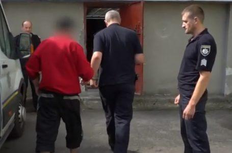Тернополянин упіймав серійного грабіжника у своєму під'їзді (Відео)