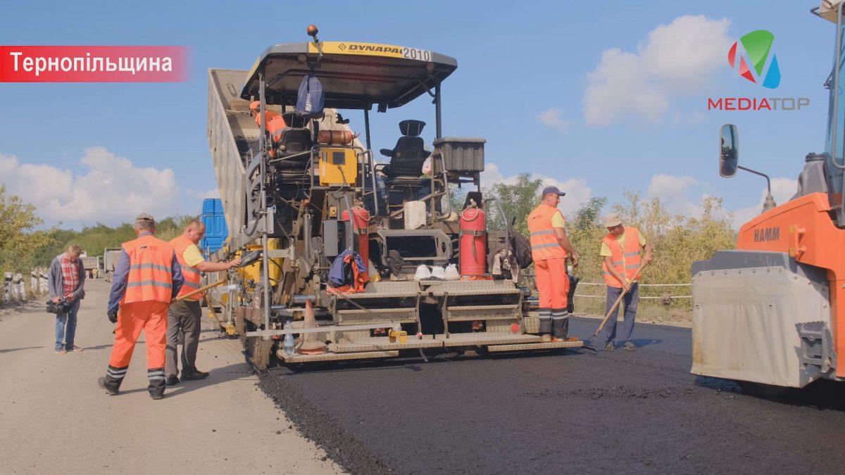 «Нарешті Тернопільщина дочекалась масштабного ремонту доріг, за який не бралися 30 років», – Володимир Гевко