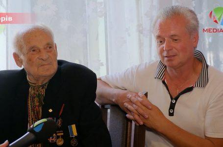 «Я живу Україною». Ветеран УПА Ілля Коваль – про боротьбу і заслання (Відео)