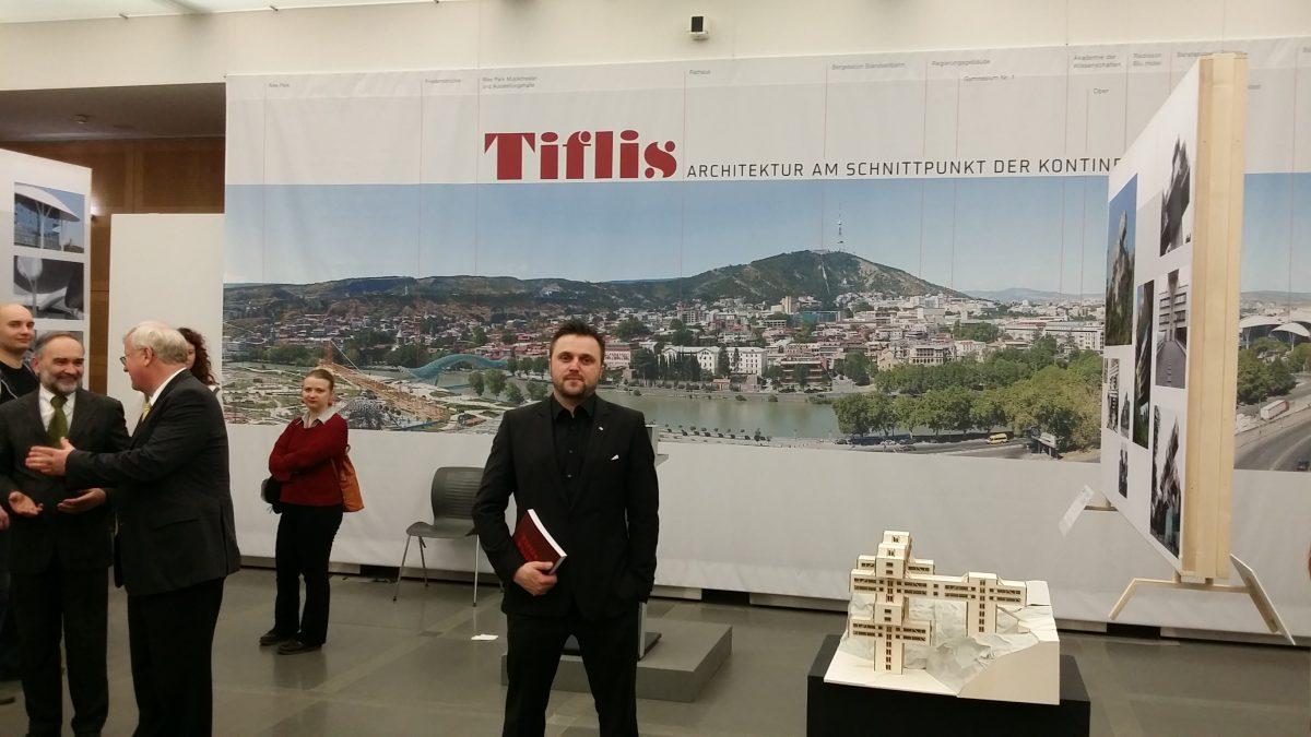 Архітектор Ростислав Бортник: «Готовий з Відня переїхати у Бережани, аби зробити громаду успішною»