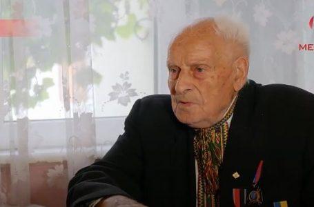 Він жив Україною. У Зборові попрощались з ветераном УПА та політв'язнем