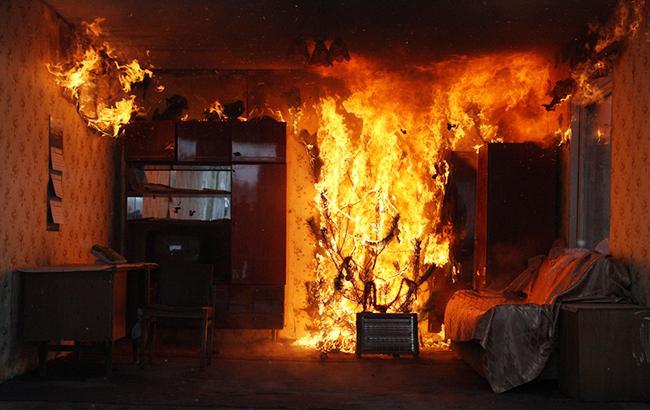 Стережіться вогню: в Нікополі згоріла жінка