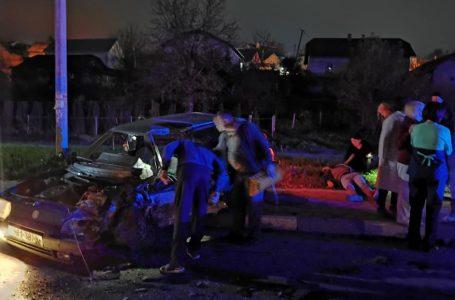У ДТП на Тернопільщині загинув чоловік, ще п'ятеро людей травмувались (Фото)