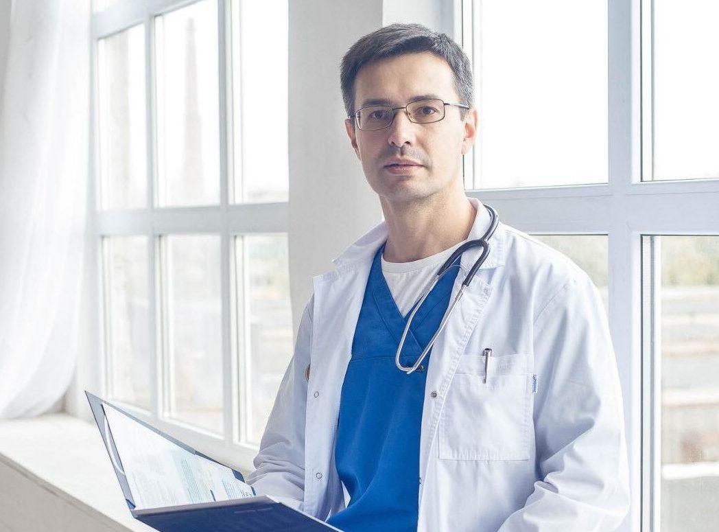 «Чи можна подолати рак «народними методами?» – онкохірург Денис Коваленко