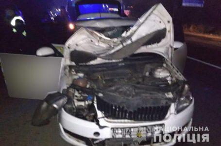 У ДТП на Тернопільщині травмувались 7 людей, чоловік загинув