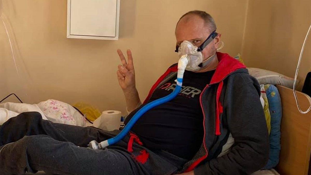 Тернополянин помер у кисневій масці під дверима Бучацької райлікарні