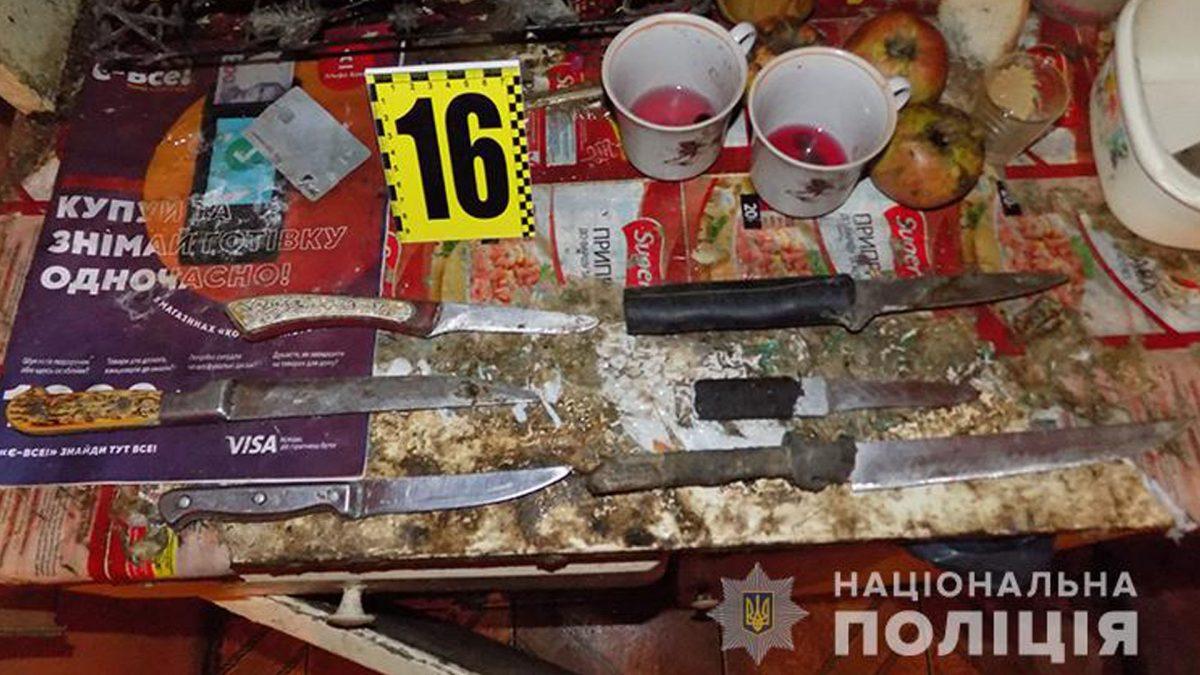 Ножем у груди: на Теребовлянщині чоловік вбив дружину (Відео)
