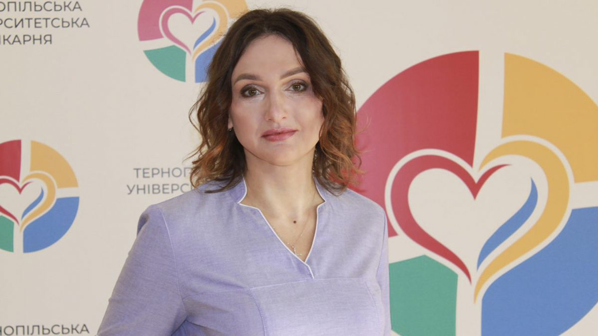 Лікар УЗД Людмила Балабан: «Профілактичні обстеження – шанс виявити хворобу на ранній стадії»