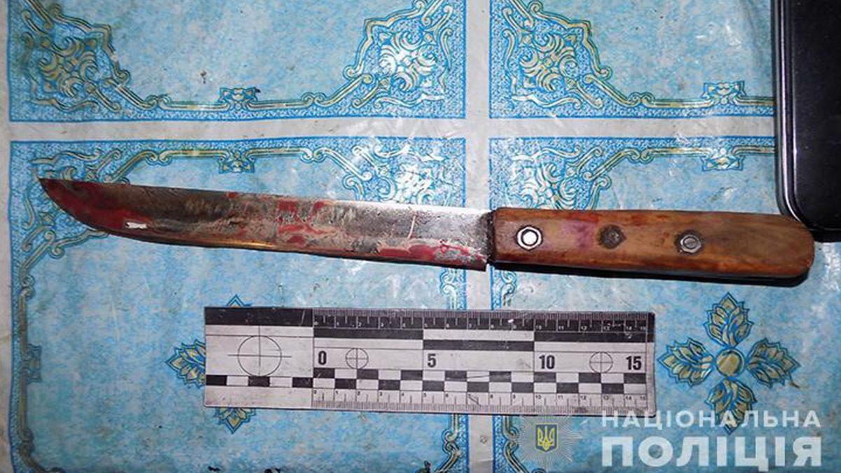 Вбивство через ревнощі. Житель Борщівщини вдарив дружину ножем