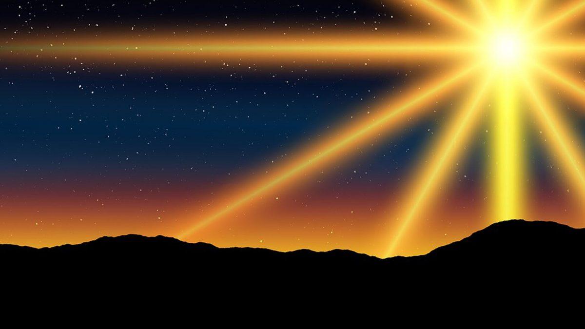 Сьогодні вперше за 800 років на небі засяє «Вифлеємська зірка»