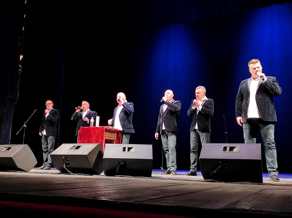 Співав зал: «Піккардійська Терція» у Тернополі зібрала два аншлаги (Фото)