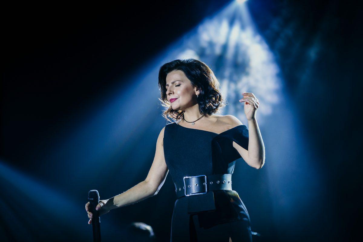 Оксана Муха з програмою «Найгарніші пісні України» 19 березня – у Тернополі!