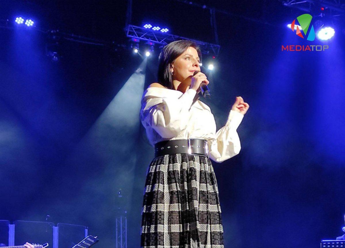 Оксана Муха зібрала аншлаг на концертах у тернопільському Драмтеатрі (Фото)