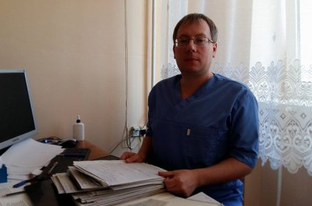 Анатолій Корицький: лікар зробить усе, щоб вилікувати, але здоров'я пацієнта – у його руках