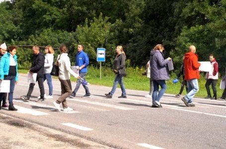 Ліквідувати гімназію! На Кременеччині протестують проти економії на дітях