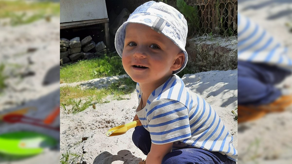 """Дуже агресивний вид раку"": мама маленького хлопчика благає допомоги у небайдужих тернополян (ФОТО)"