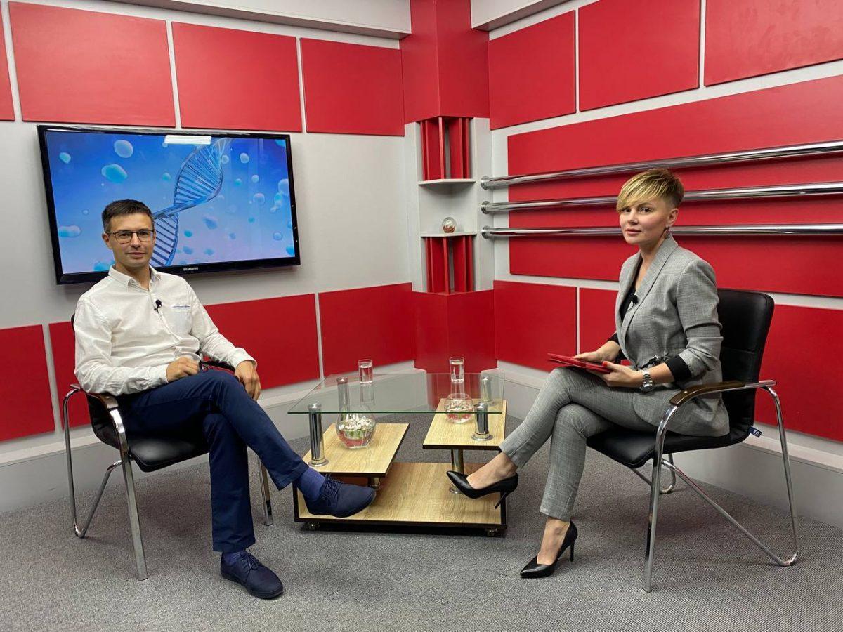 Денис Коваленко: «Непомітна родимка може виявитись меланомою»