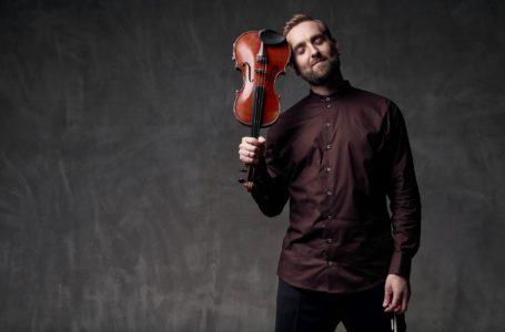 Скрипаль-віртуоз Олександр Божик представив відеокліп на авторську композицію «Don't Stop» (Відео)