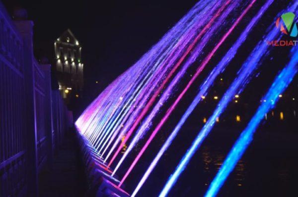 На Великодні свята у Тернополі працюватимуть фонтани