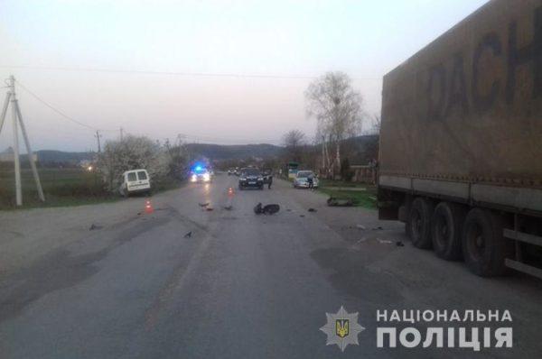 На Тернопільщині через зіткнення з авто загинула 70-річна водійка скутера
