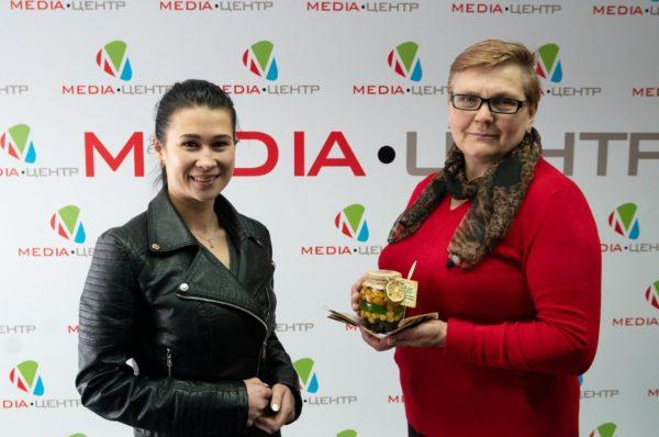 Смачний мед від тернопільських підприємців виграла читачка МедіаТОРа (Фото)