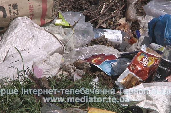 На Тернопільщині є люди, які координують привіз львівського сміття (Відео)