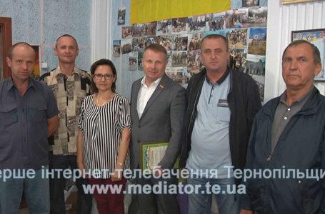Допомагати наш обов'язок:  депутат від Самопомочі Роман Василіцький отримав подяку від ветеранів АТО (Відео)