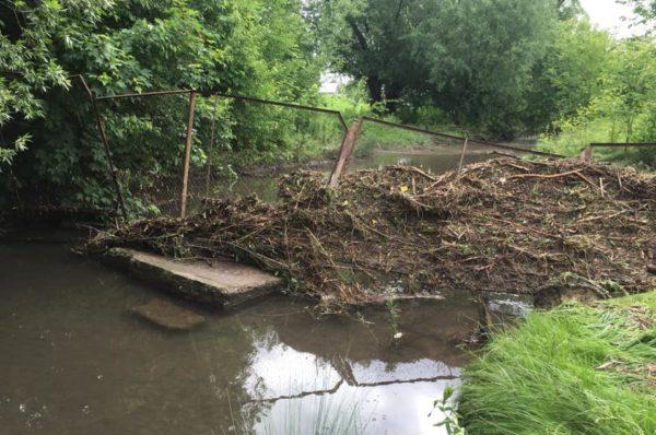 Через дощі та зливи у Заліщицькому районі виникли проблеми з водопостачанням (Фото)