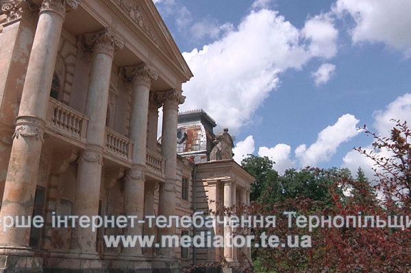 Палац графа Бадені у Коропці чекає інвестора (Відео)