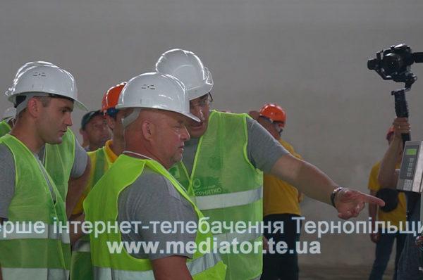 В Настасівському насіннєвому комплексі відкрили нову лінію (Відео)