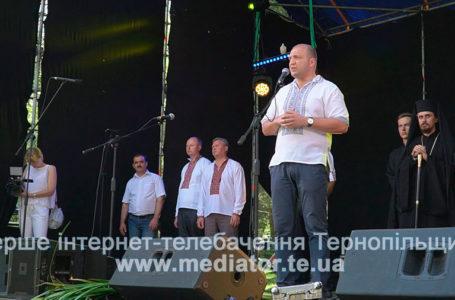 Фестиваль «Братина» – традиції, які формують націю, –  депутат облради Богдан Яциковський (Відео)