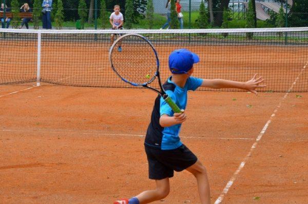 У Тернополі відкрили тенісні корти під відкритим небом «Central Park» (Фото)