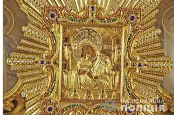 З храму на Збаражчині викрали ікону Почаївської Божої Матері (Фото)