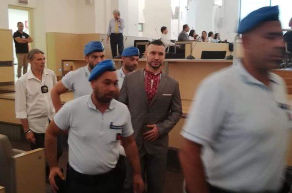 Суд Італії виніс вирок нацгвардійцю, родом з Тернопільщини