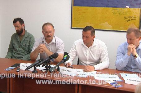 Захистити майбутнє України закликають кандидати у депутати від Тернопільщини (Відео)