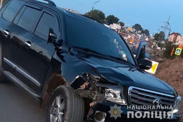На Протасевича водій позашляховика насмерть збив тернополянина