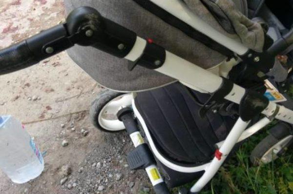 На Тернопільщині водій збив маму з маленькими дітьми і втік