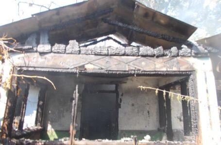 За добу на Борщівщині горіли два житлові будинки (Фото)