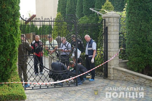 У Тернополі розшукують очевидців вибуху у Петриках (Відео)